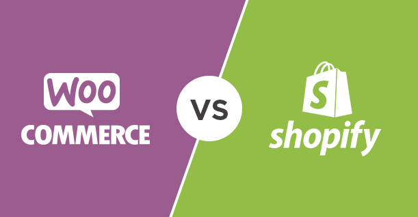 What to Choose for your E commerce ? Shopify or WooCommerce
