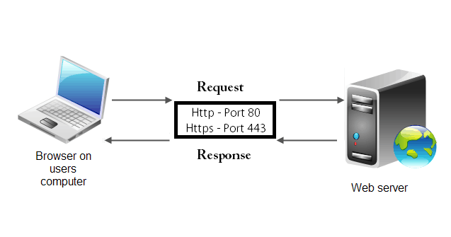 What is Web Server and types of it ?